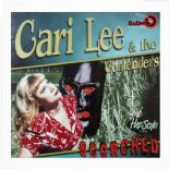 "LP - ✧✧ CARI LEE & THE CONTENDERS ✧✧ ""Scorched"""